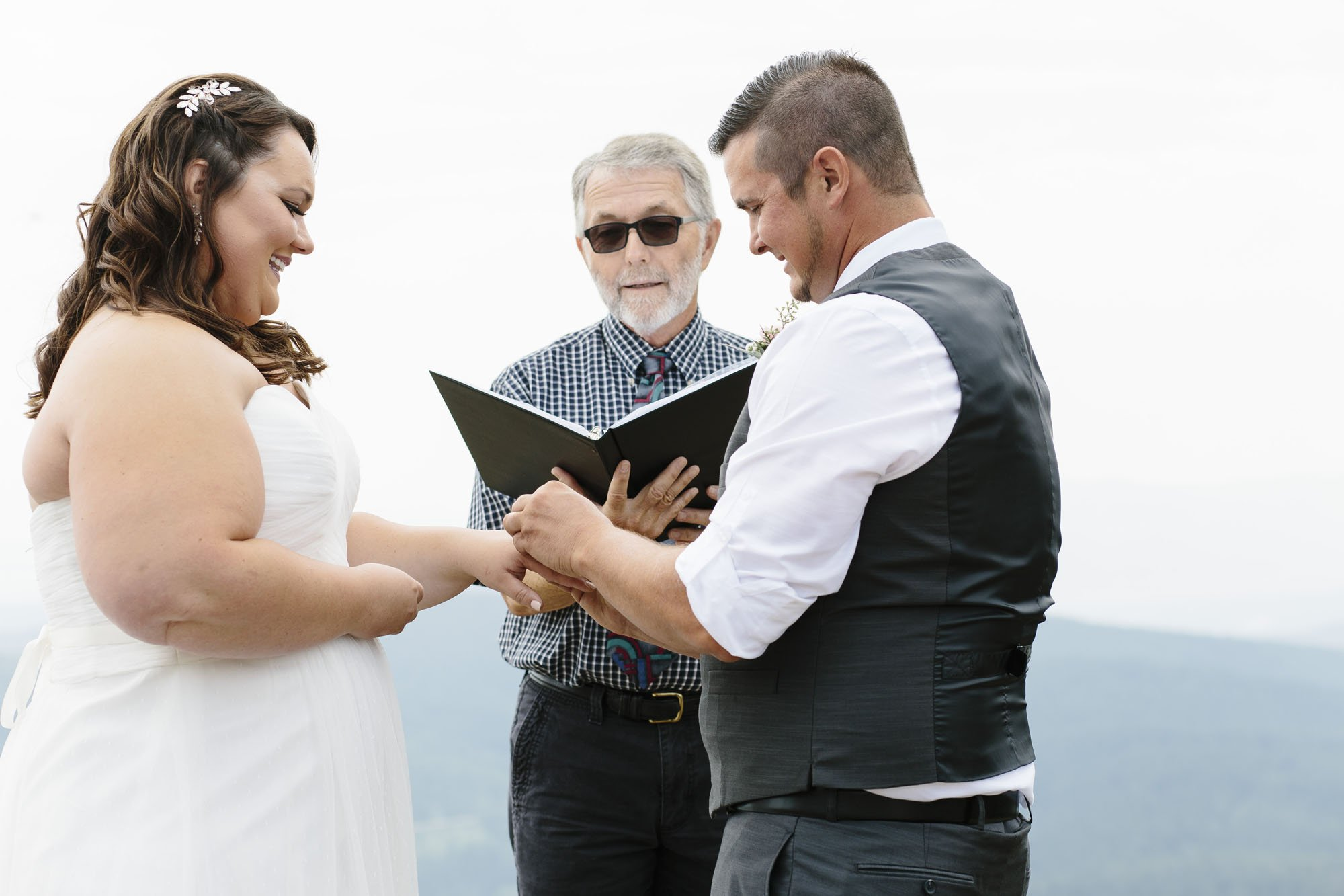 Mt Spokane Elopement Wedding Vista House // Emily Wenzel Photography