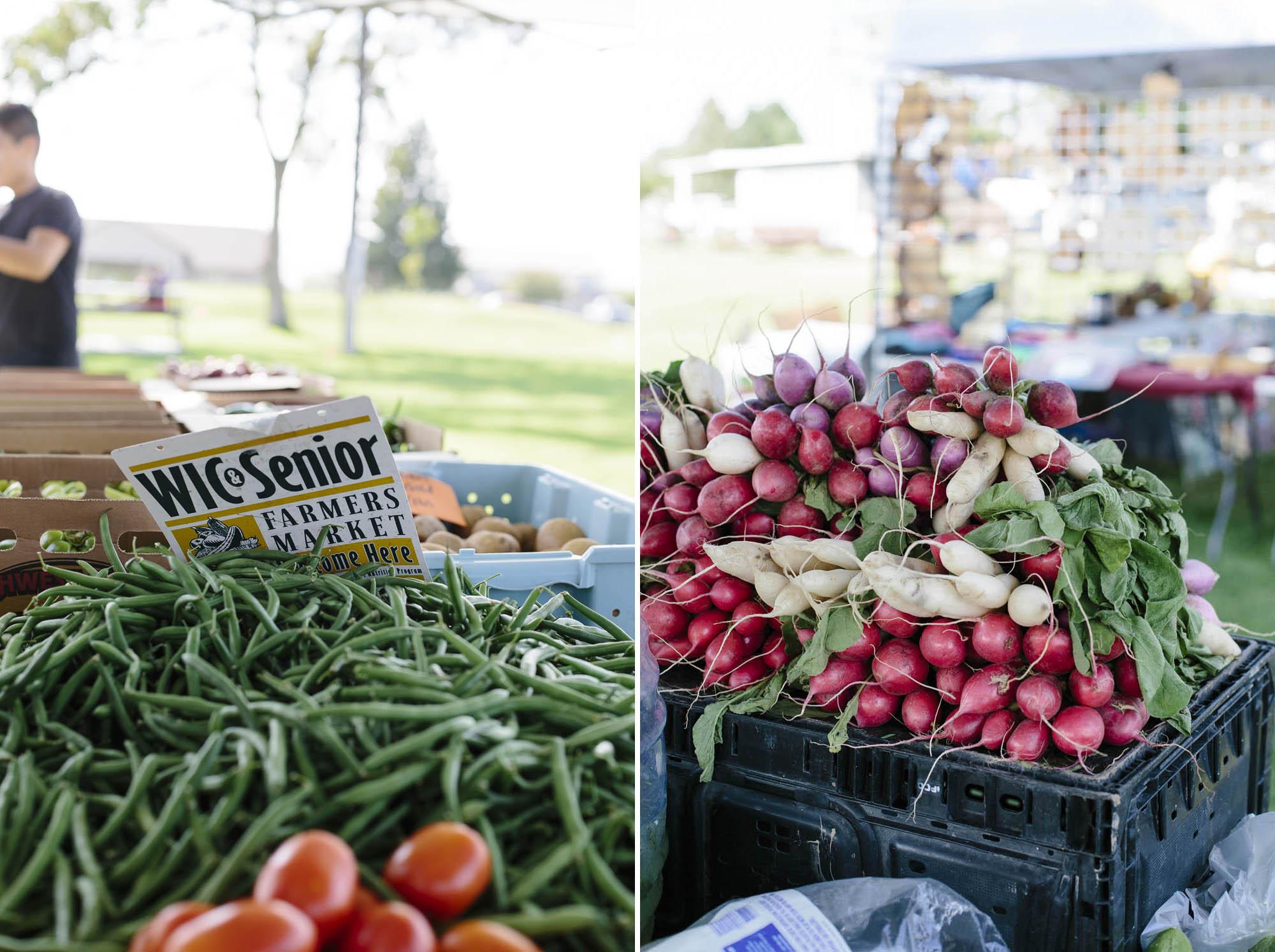 Mattawa Farmers Market // Spokane Nonprofit Photographer