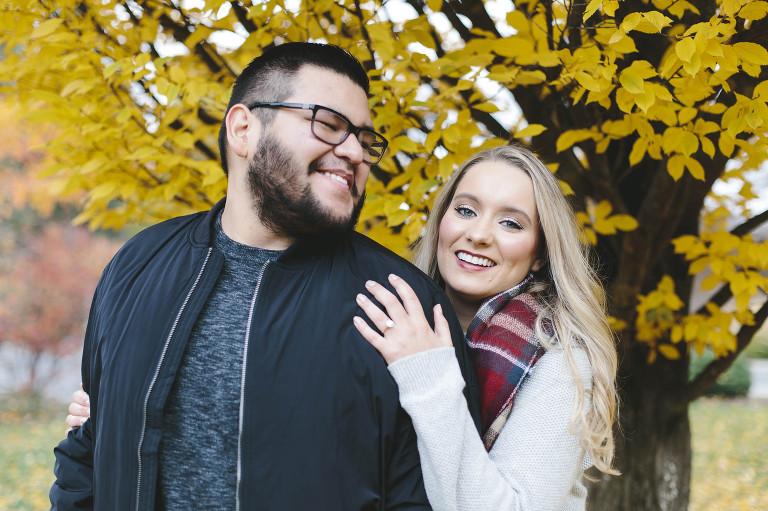 Spokane Engagement Photographer // Emily Wenzel Photography