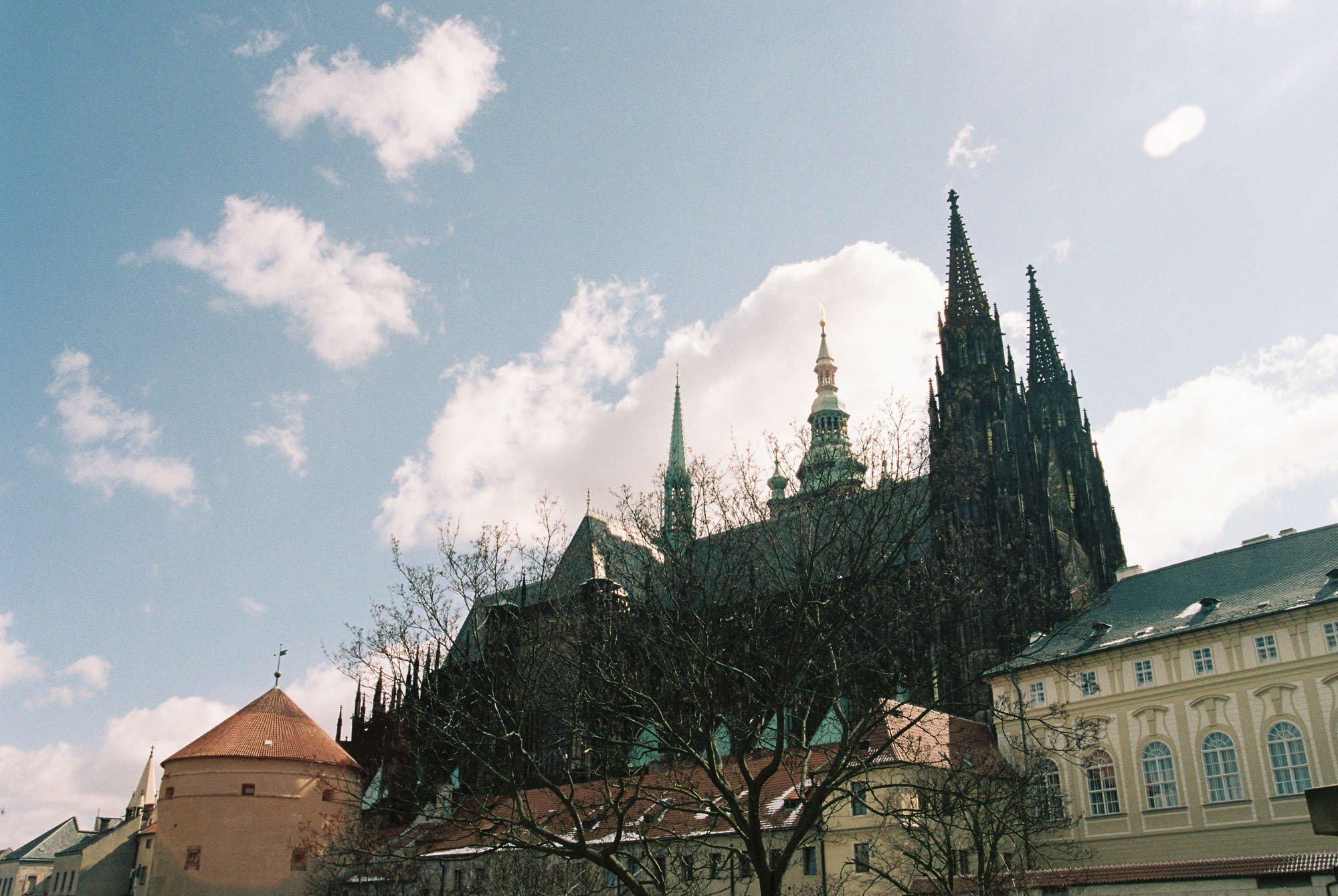 Prague on Film