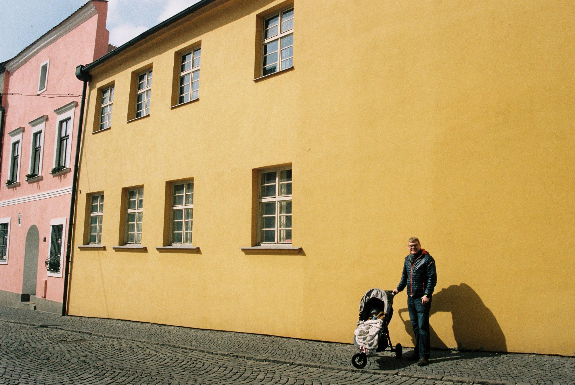 Olomouc on Film // Emily Wenzel Photography