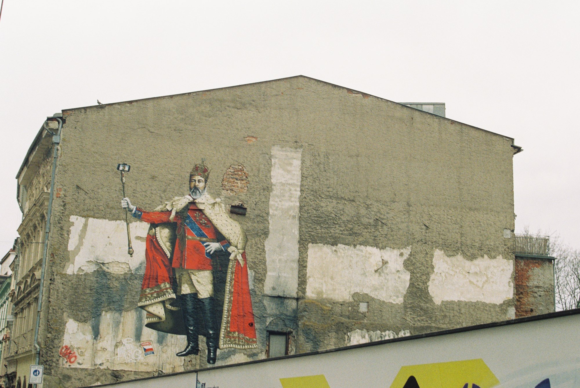 Olomouc on Film // Emily Wenzel Photography