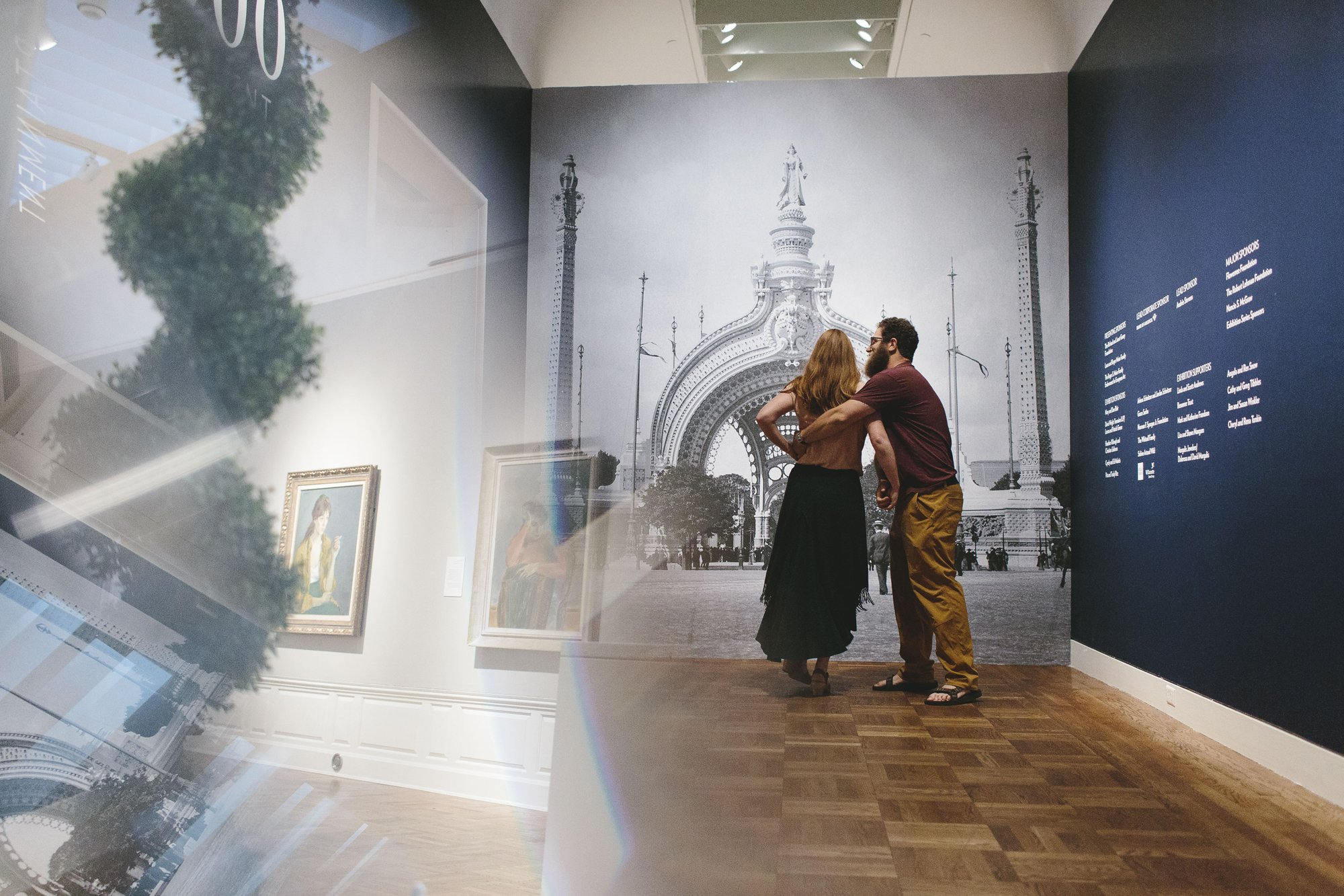 Portland Art Museum Engagement Session // Emily Wenzel Photography