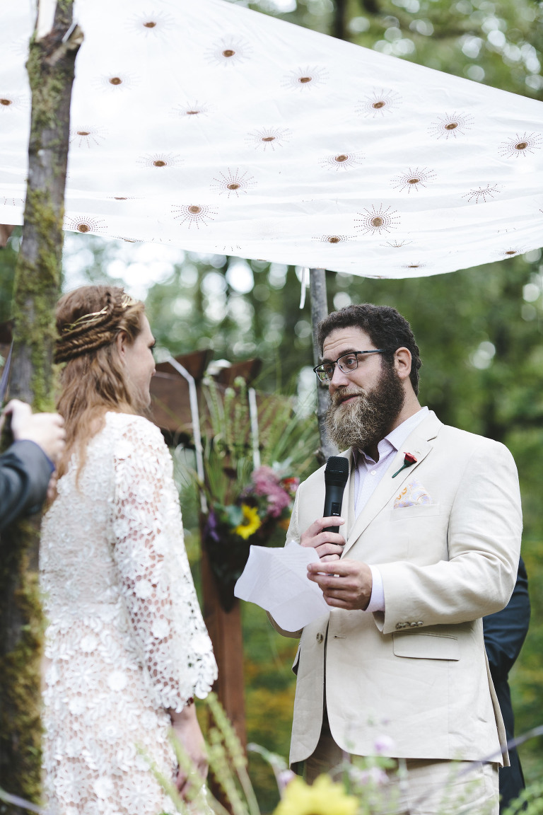 Jewish Christian Wedding // Emily Wenzel Photography