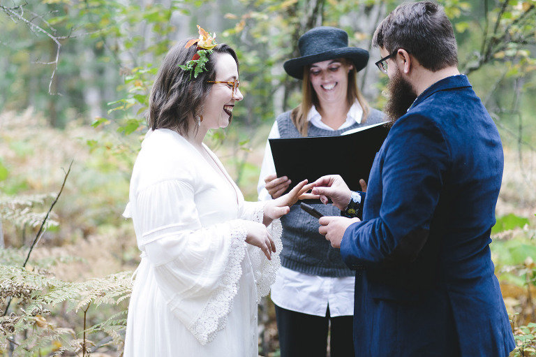 Sandpoint Elopement Photographer // Emily Wenzel Photography