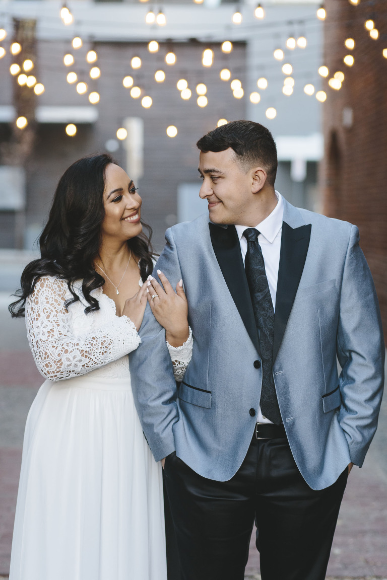 Downtown Spokane Elopement Photography // Emily Wenzel Photography