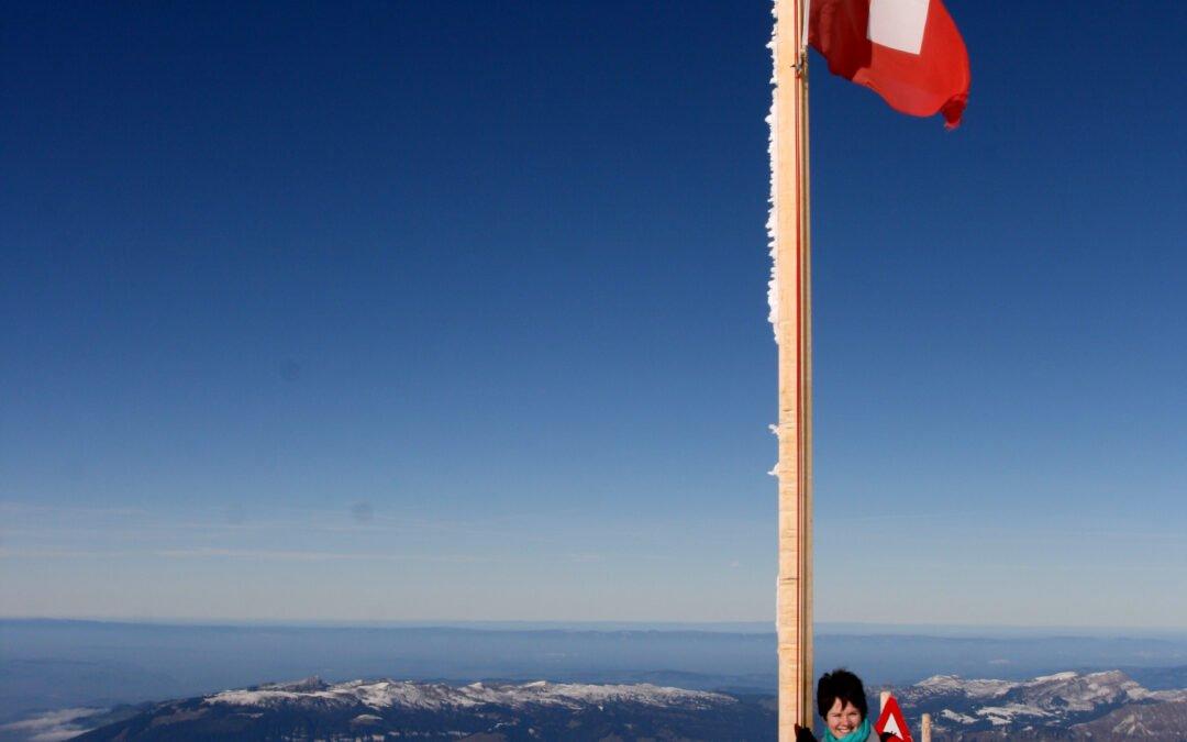 Switzerland: Cheese, Chocolate & Blue Skies