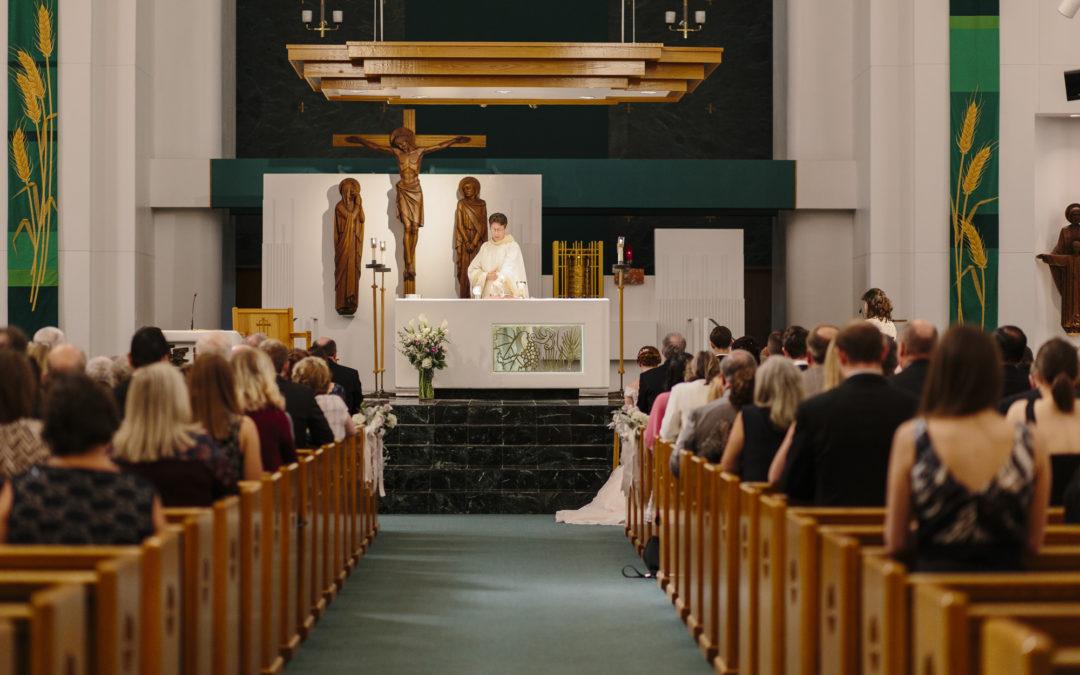 M + C at St. Augustine // Spokane Wedding Photography