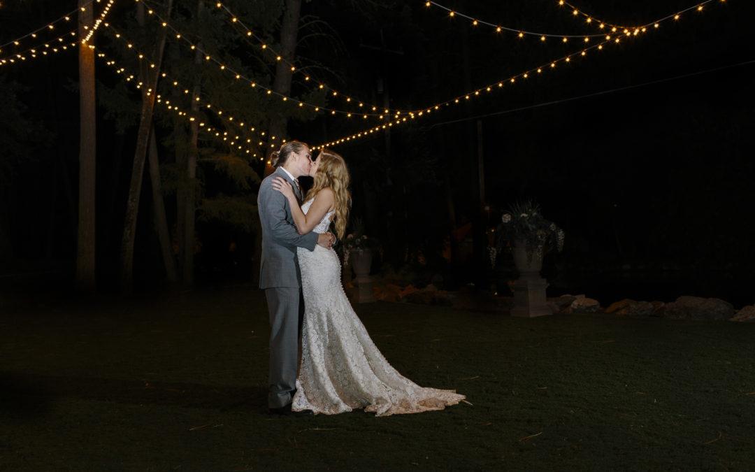 Mandy + Nick — Commellini Estate Wedding Preview // Spokane Wedding Photography