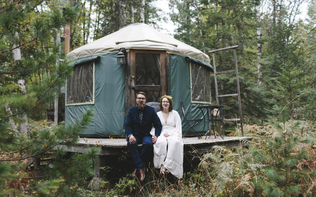 Katlin + Matt — Sandpoint Elopement Preview // North Idaho Elopement Photographer