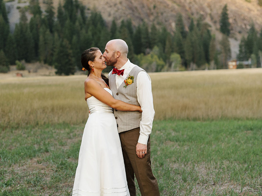 Featured!  — Alaine & Dan's Mazama Wedding on Ever Ours