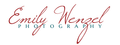 Emily Wenzel Photography – Spokane Wedding Photographer logo